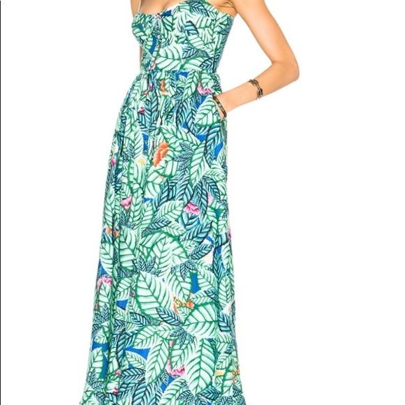 32237c4ac0b Mara Hoffman Bustier Dress